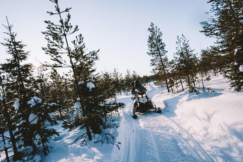 10 x doen in Lapland