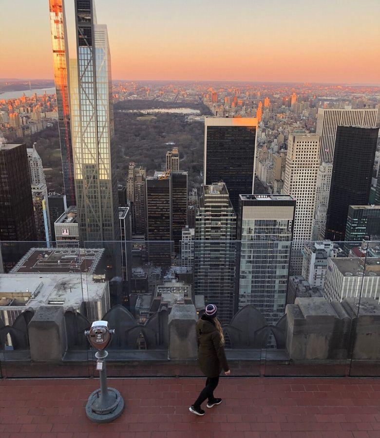 top of the rock observatiedek tips new york
