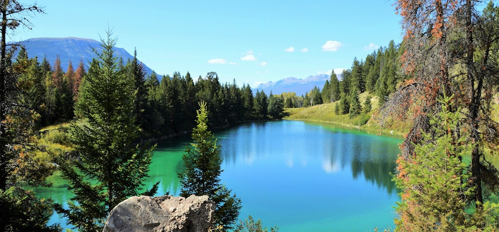 Jasper national park bezoeken 2 tot 3 dagen