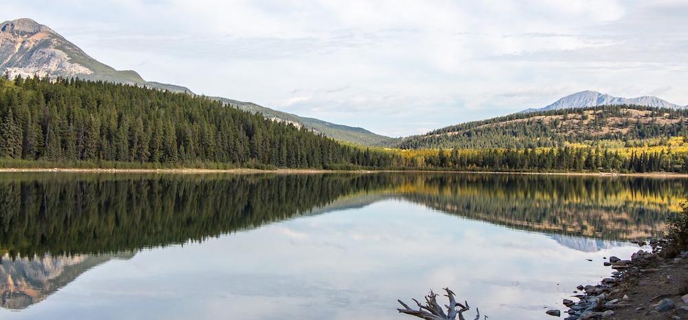 Jasper national park bezoeken 4 tot 5 dagen