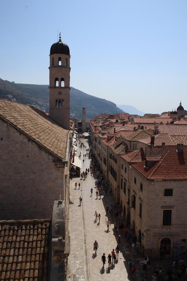 Dubrovnik stadsmuur