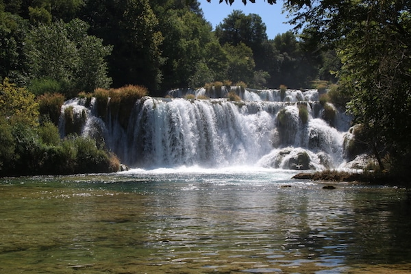 Krka nationaal park tips
