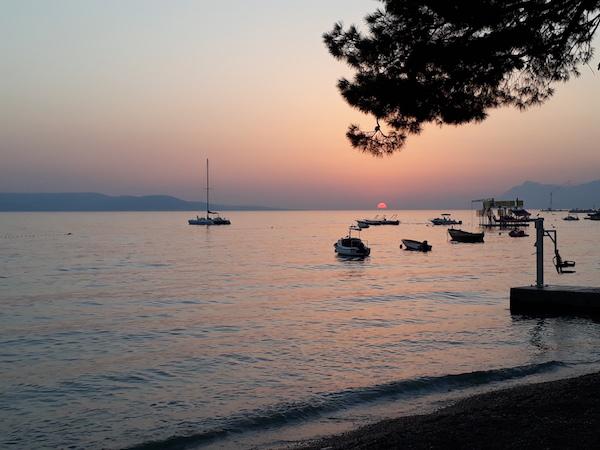 Kroatië Makarska