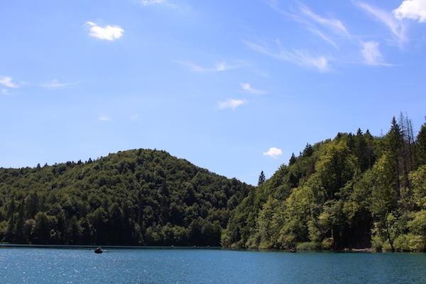 Kroatië Plitvice meren