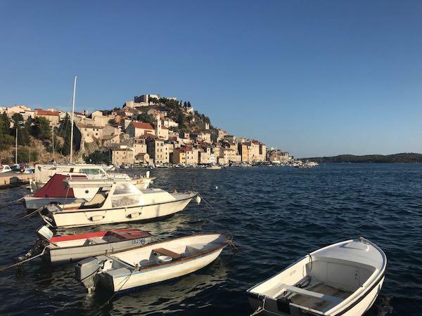 Kroatië Sibenik bezienswaardigheden