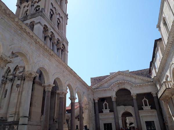 Split oude stadscentrum bezienswaardigheden