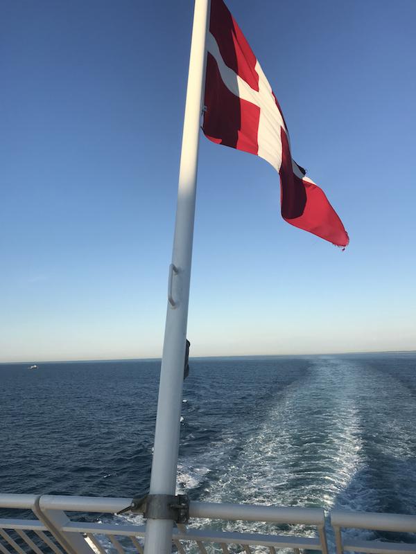 Boot denemarken noorwegen overtocht