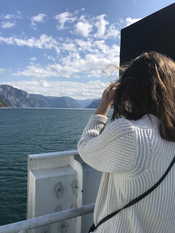Noorwegen veerboot tips