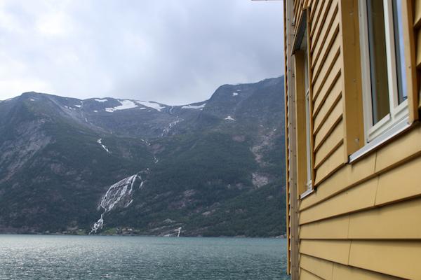 vakantiehuis hardangerfjord accommodatie