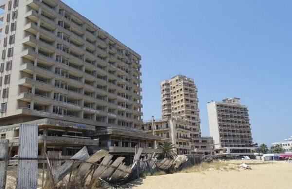 Spookstad Famagusta