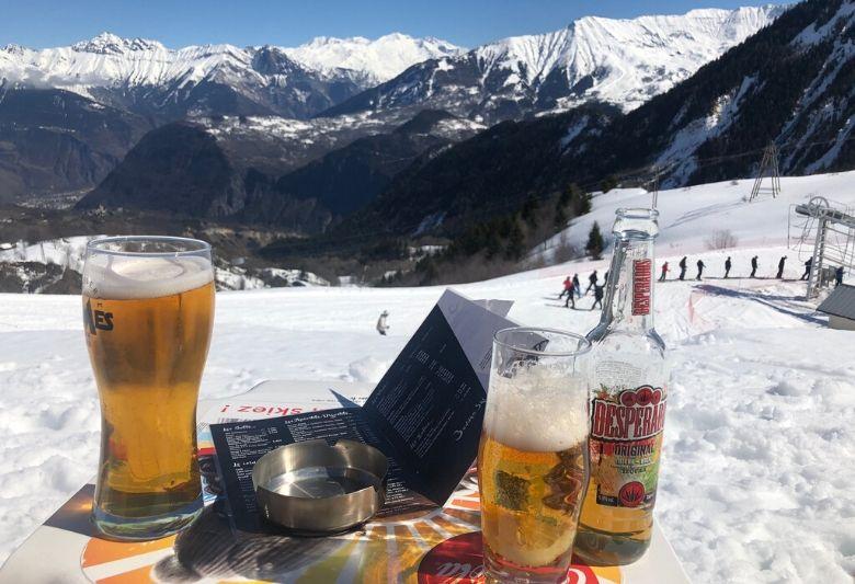 après ski wintersport frankrijk