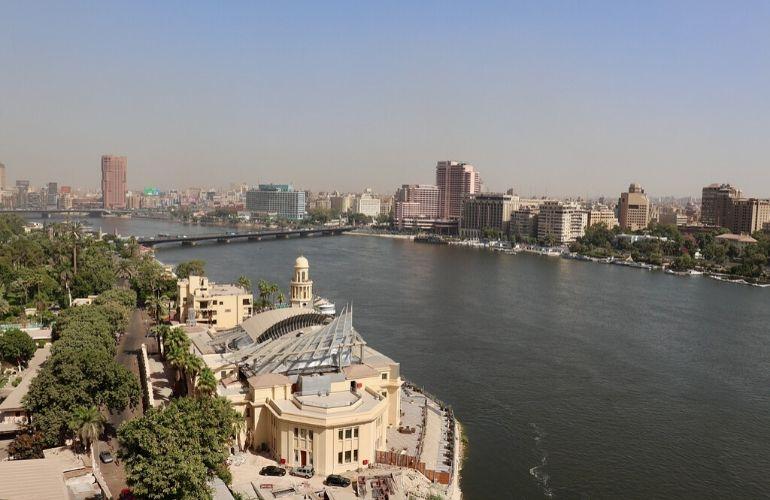Cairo nijl