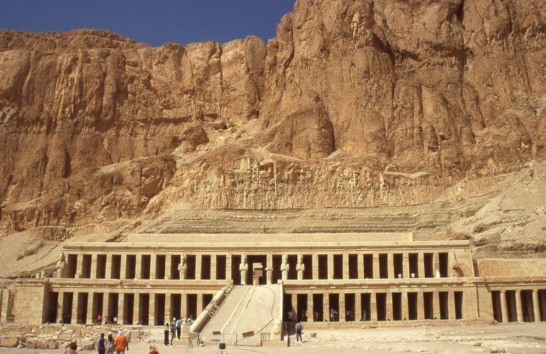 Luxor tempels