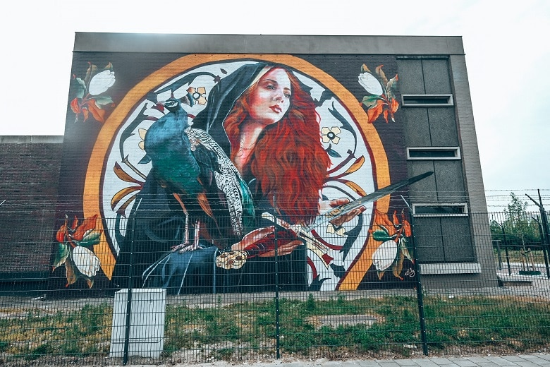 Streetart Den Haag