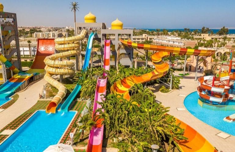 all in hotels egypte