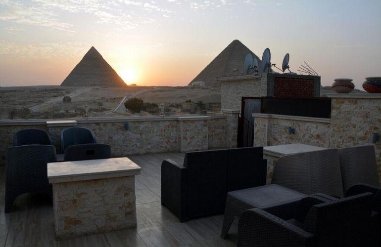 goedkope hotels cairo piramides
