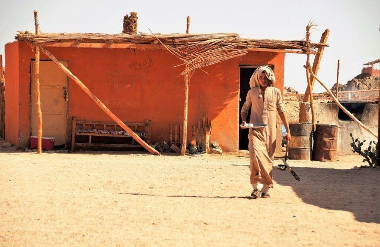 woestijn egypte hurghada excursie