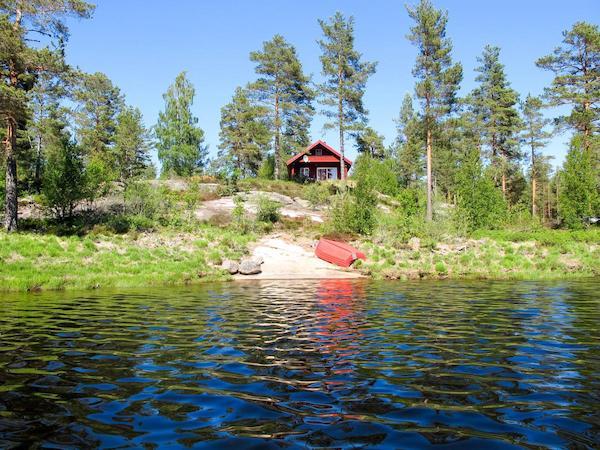 Noorwegen vakantiehuis overnachten