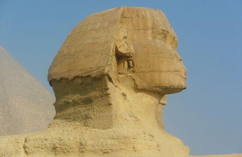 Sphinx cairo