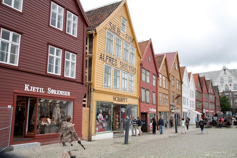 Bergen Noorwegen bezienswaardigheden tips