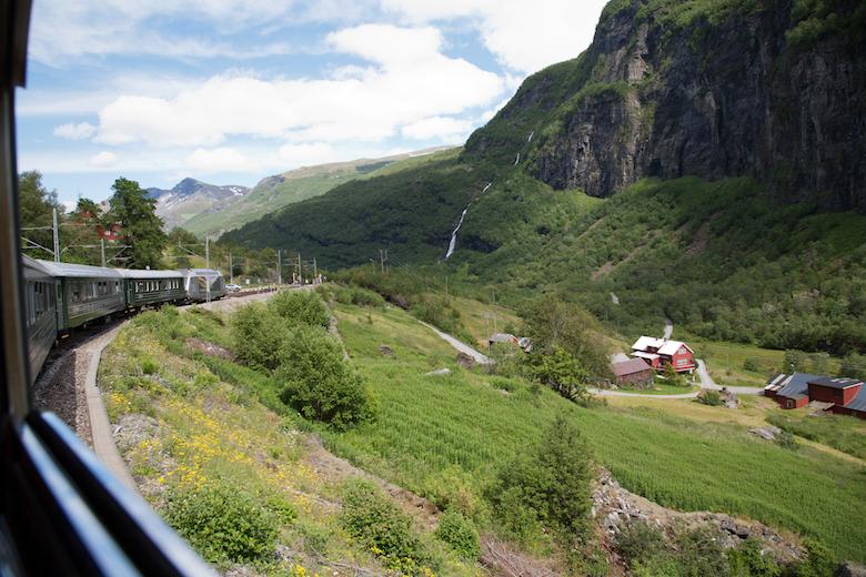 Bergen Noorwegen tour fjorden