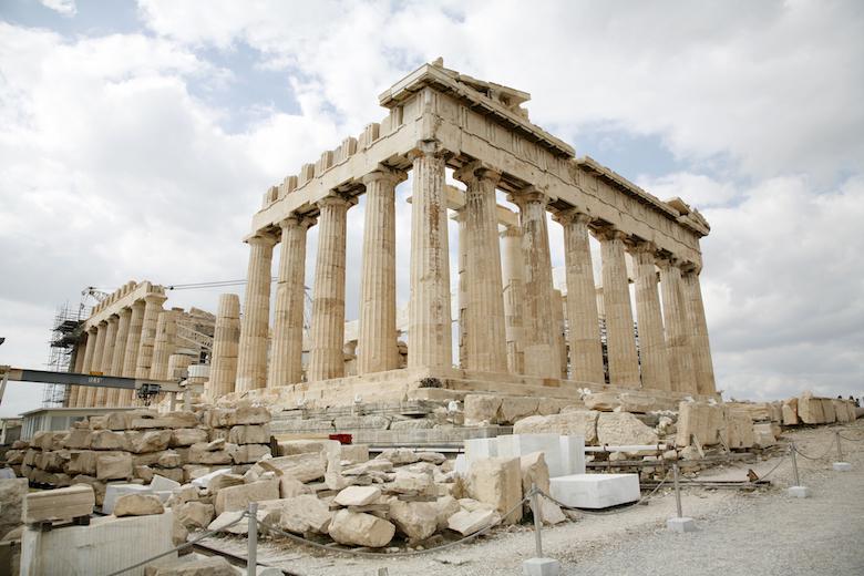 Griekenland Athene bezienswaardigheden citytrip