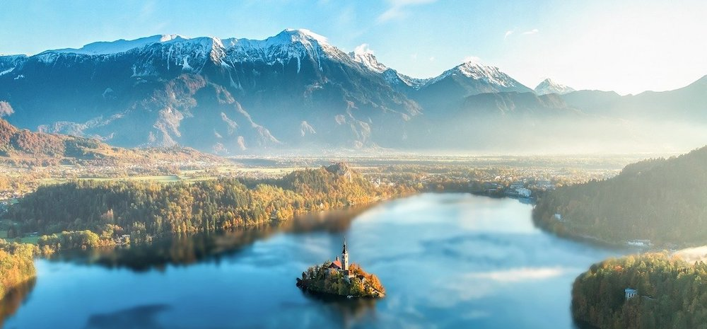 Slovenie vakantie corona