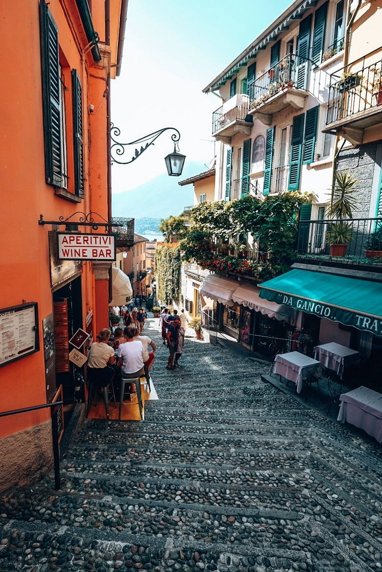 3 weken noord italie route