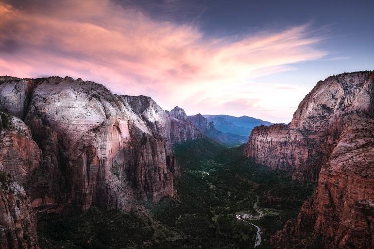 Amerika mooiste nationale parken