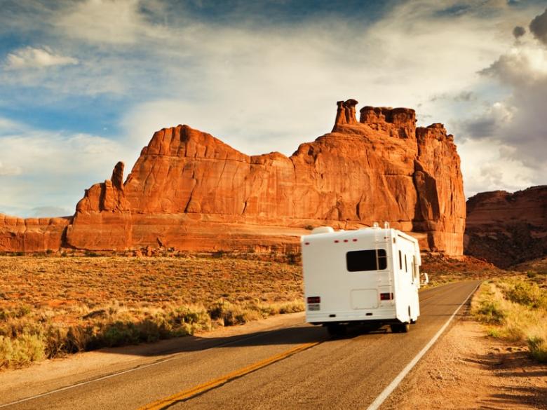 Camper huren in Amerika
