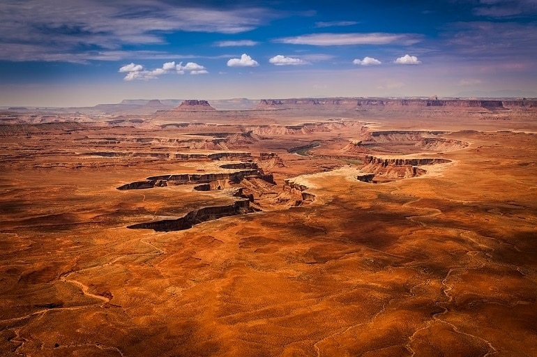 Canyonlands National Park bezienswaardigheden