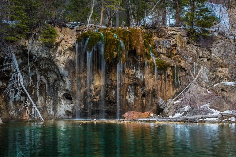 Hanging lake bezoeken