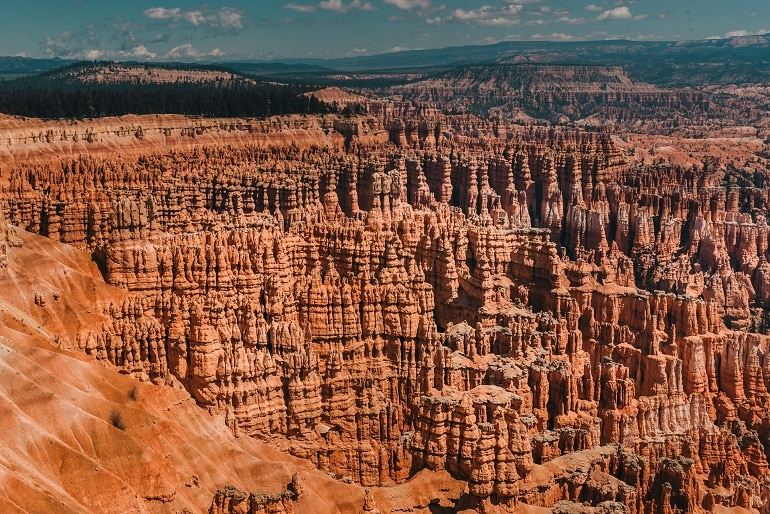 Hoogtepunten bryce canyon national park