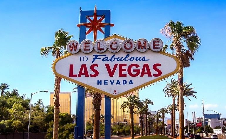Las Vegas Amerika bezoeken