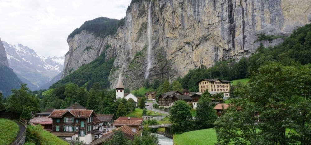 Hotel tips Lauterbrunnen