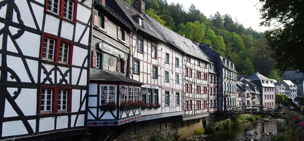 weekend weg naar Monschau