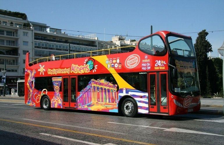 athene citybus