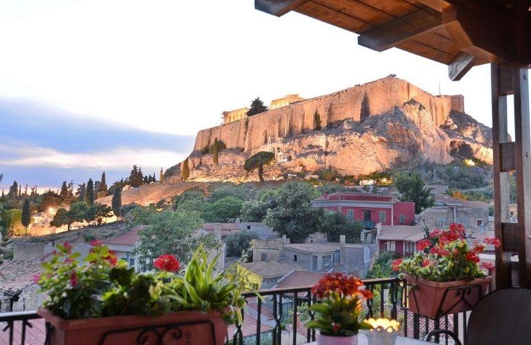 hotel Akropolis Athene