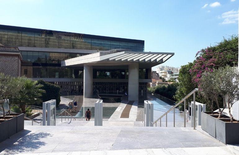 museums Athene