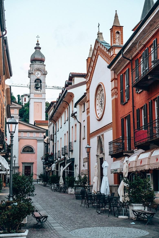 roadtrip door noord italie