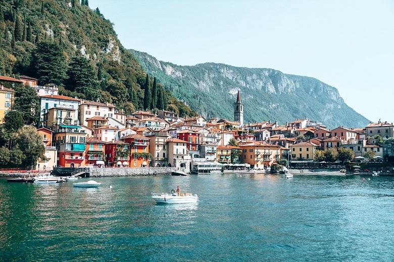 route 2 3 weken italie