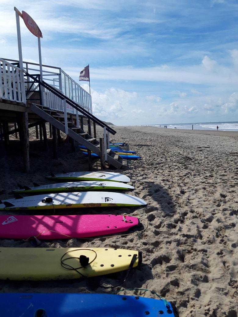 surfen in Nederland