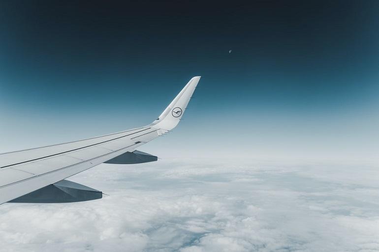 Vliegen naar Amerika