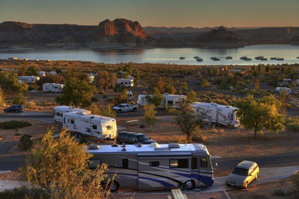 Campgrounds camperreis amerika