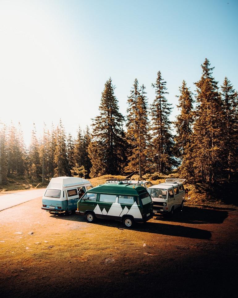 Rondreis met camper