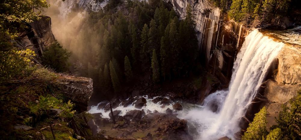 Hoogtepunten yosemite national park