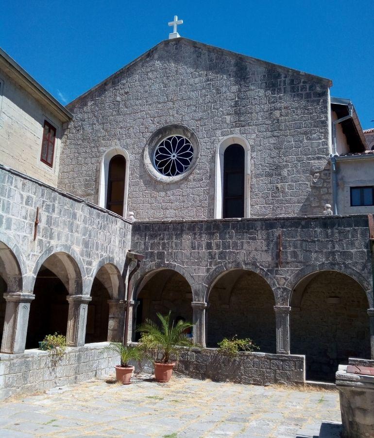 klooster kroatie