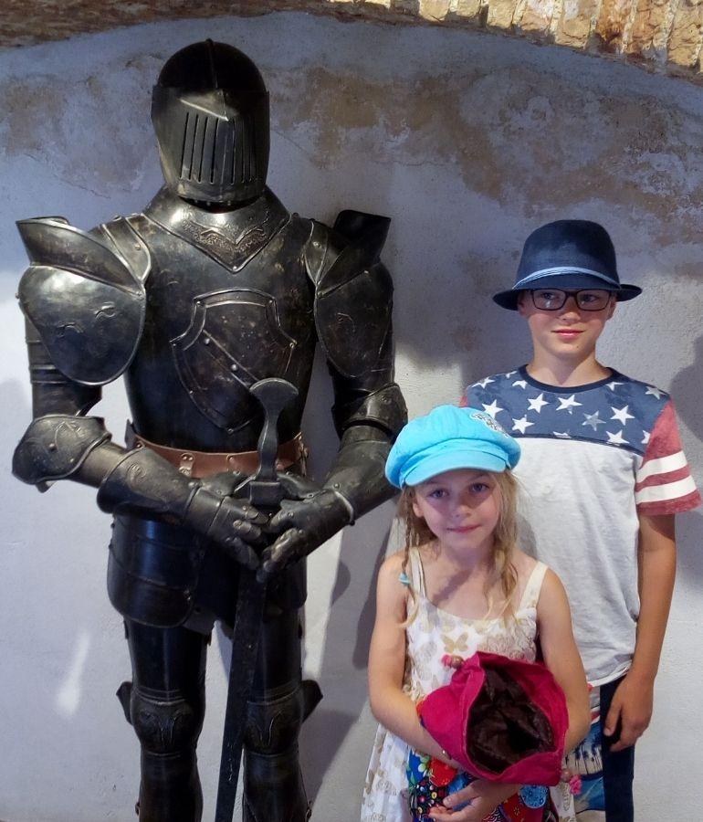 kroatie met kids