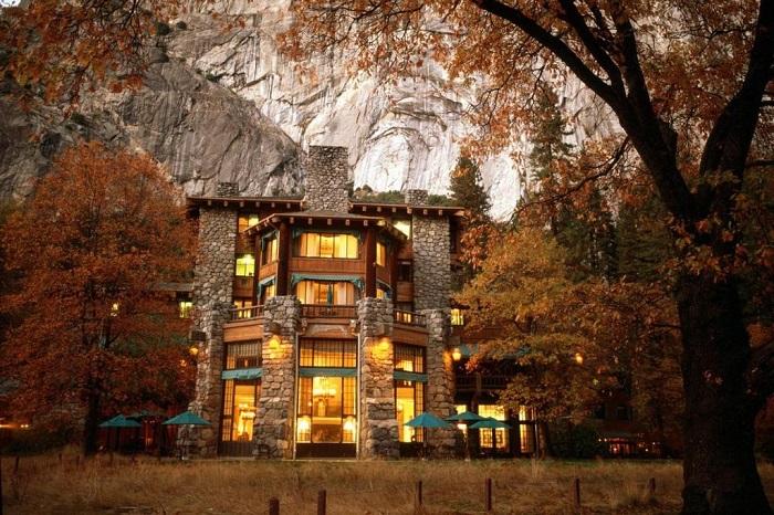 In luxe overnachten in Yosemite Valley