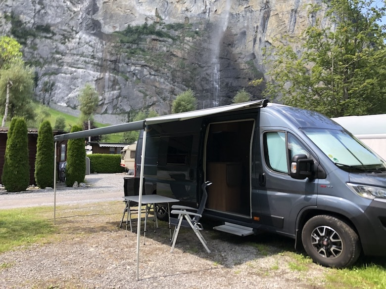camperreis zwitserland